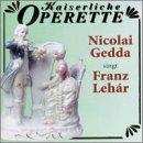 Nicolai Gedda Sings Franz Lehar