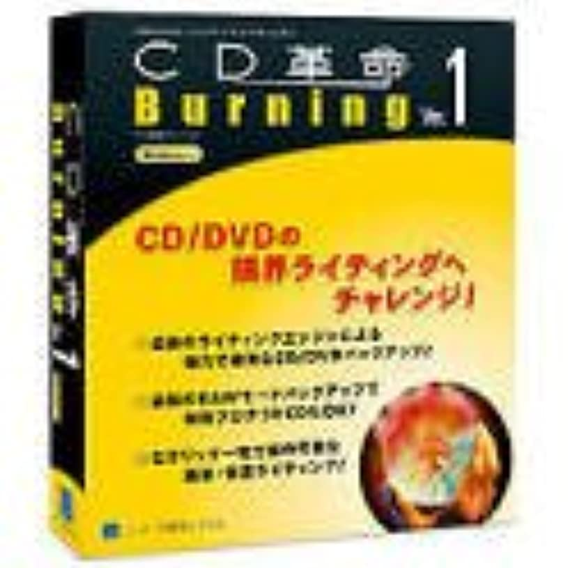 予約フローティングガジュマルCD革命/Burning Ver.1