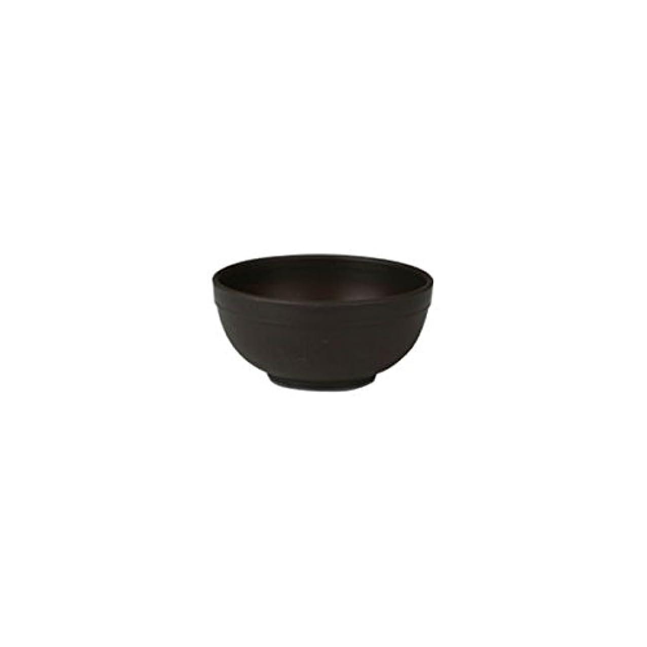 かみそりでるクライストチャーチマイスター カラーボウル (Sサイズ) 直径6.5cm ブラウン [ カラーボール プラスチックボウル プラスチックボール カップボウル カップボール エステ サロン プラスチック ボウル カップ 割れない 歯科 ]