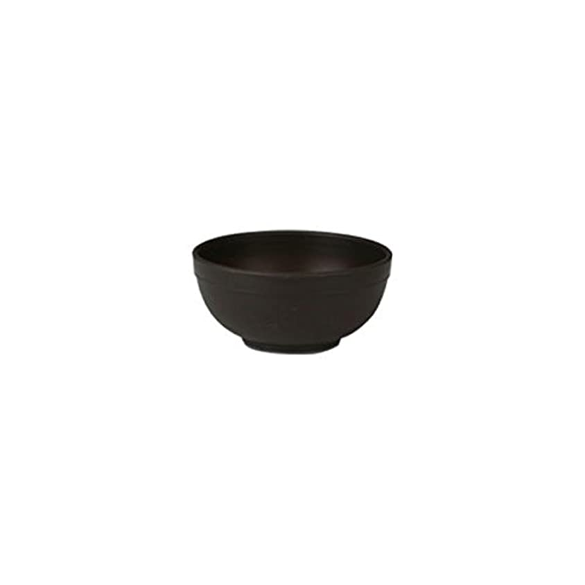 マイスター カラーボウル (Sサイズ) 直径6.5cm ブラウン [ カラーボール プラスチックボウル プラスチックボール カップボウル カップボール エステ サロン プラスチック ボウル カップ 割れない 歯科 ]
