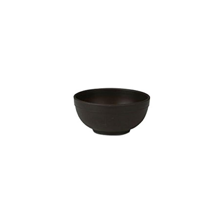 瞑想分類討論マイスター カラーボウル (Sサイズ) 直径6.5cm ブラウン [ カラーボール プラスチックボウル プラスチックボール カップボウル カップボール エステ サロン プラスチック ボウル カップ 割れない 歯科 ]
