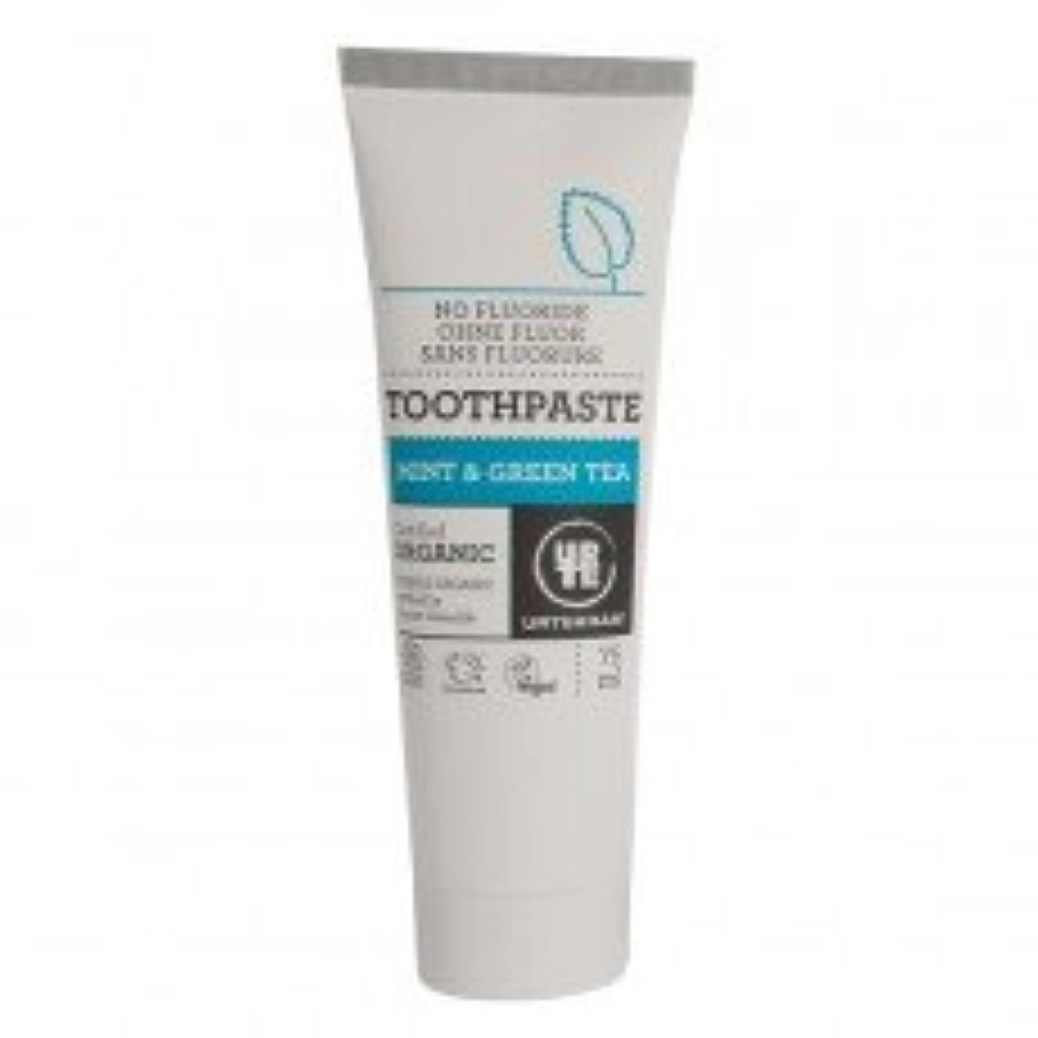 めるフクロウ酸化物ウルテクラムミント&グリーンティー歯磨き 3個セット