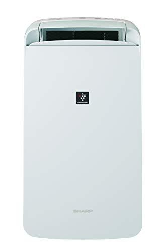 シャープ 除湿機 冷風機 衣類乾燥 プラズマクラスター スポットクーラー コンパクトクール 1台4役 10L アイ...
