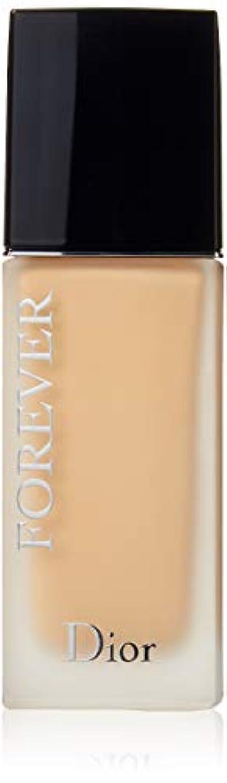 力移行恒久的クリスチャンディオール Dior Forever 24H Wear High Perfection Foundation SPF 35 - # 3W (Warm) 30ml/1oz並行輸入品