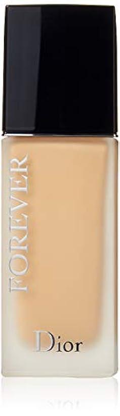 スクランブルジャーナルドラマクリスチャンディオール Dior Forever 24H Wear High Perfection Foundation SPF 35 - # 3W (Warm) 30ml/1oz並行輸入品