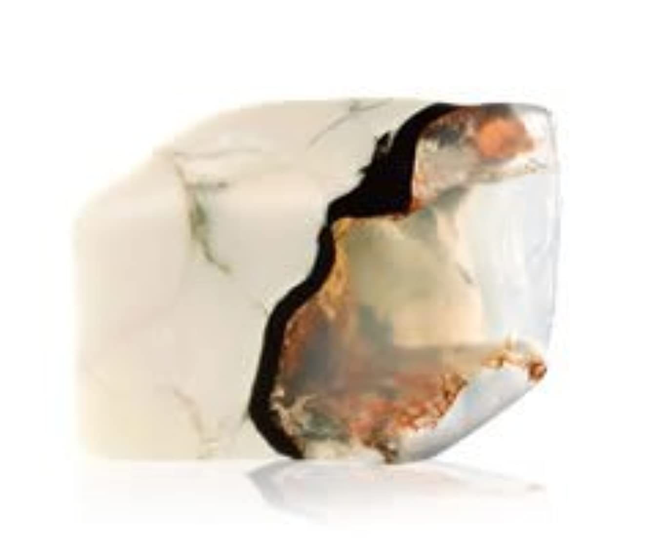 山岳パン幹Savons Gemme サボンジェム 世界で一番美しい宝石石鹸 フレグランスソープ マーブル 170g