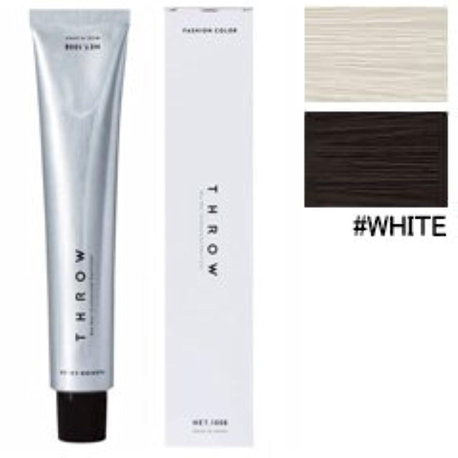 差抽象コンピューターゲームをプレイする【モルトベーネ】スロウ ファッションカラー #WHITE 100g