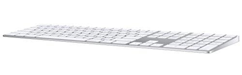 Apple Magic Keyboard(テンキー付き)- 日本語(JIS) - シルバー