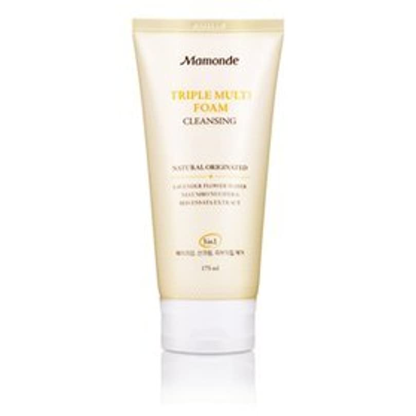 切断するドラム誘うMamonde Triple Multi Foam 3in1 175ml [Korean Import]
