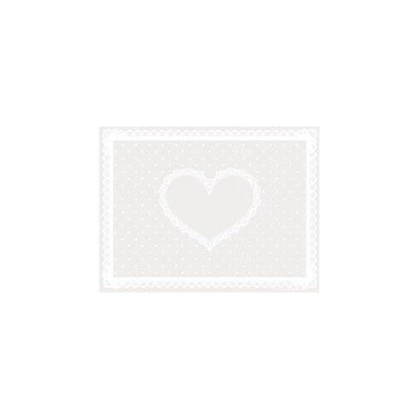 パースブラックボロウ九月冊子シリコン ネイルマット ホワイト ミニサイズ
