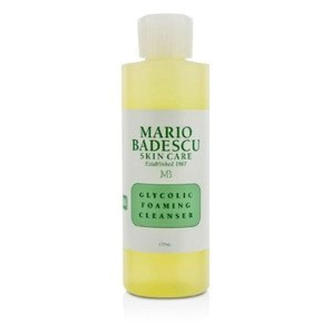 MARIO BADESCU(マリオ バデスク) グリコリック フォーミング クレンザー 177ml/6oz [並行輸入品]