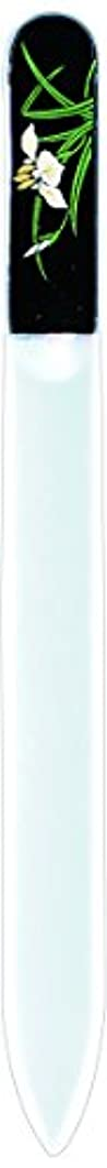マウントバンク着替える航空会社橋本漆芸 ブラジェク製高級爪ヤスリ 五月 菖蒲 OPP