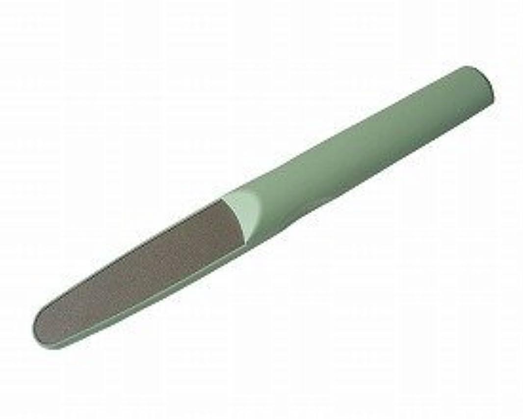 抽出考える鋸歯状介護用ダイヤモンド爪やすり ネルファW