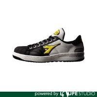 ディアドラ デイアドラ作業靴 黒/黄/白 25.5cm KW...