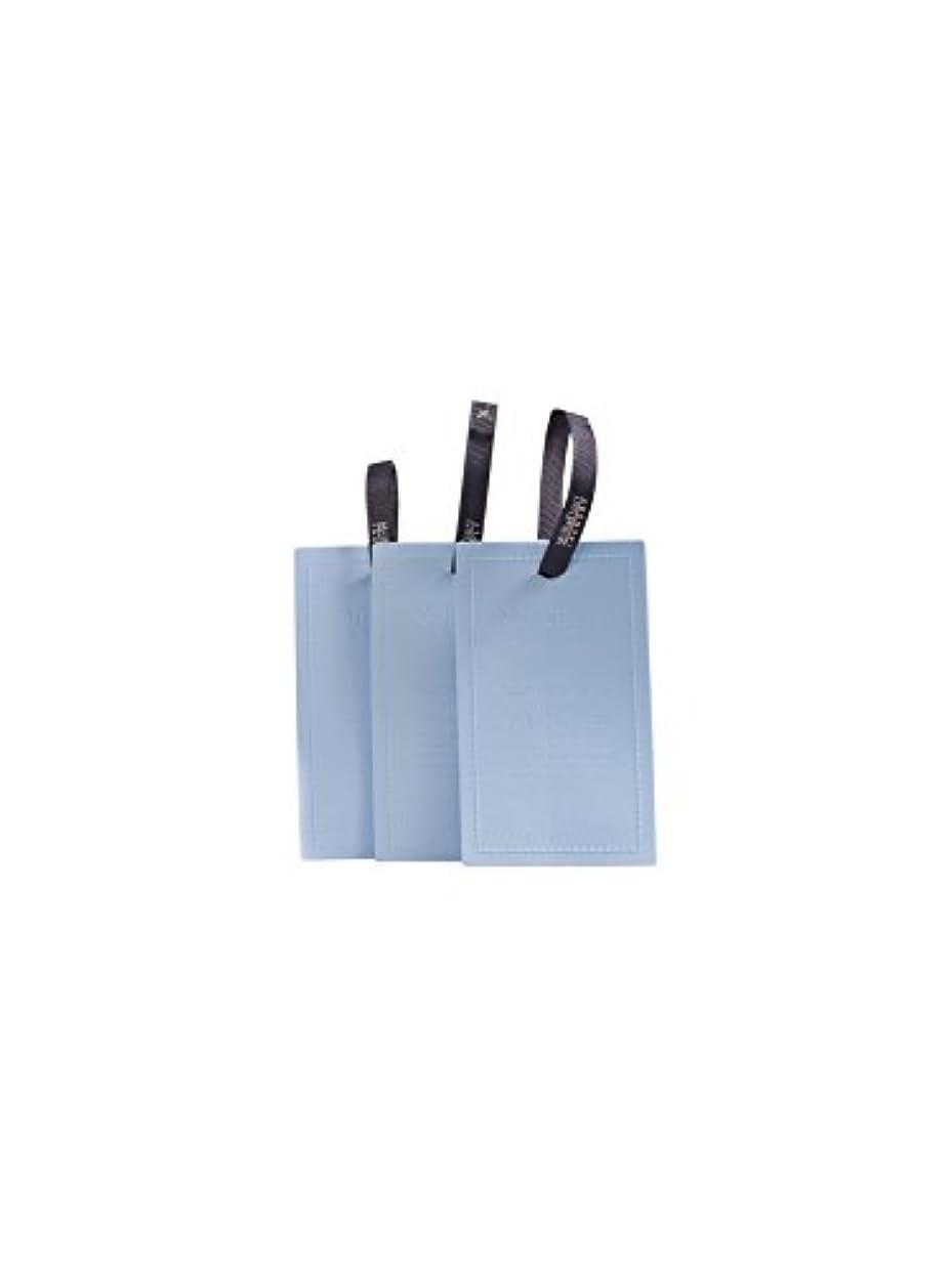 柔らかさオーロック援助するMillefiori センテッドカード オーシャンウィンド CARD-A-004
