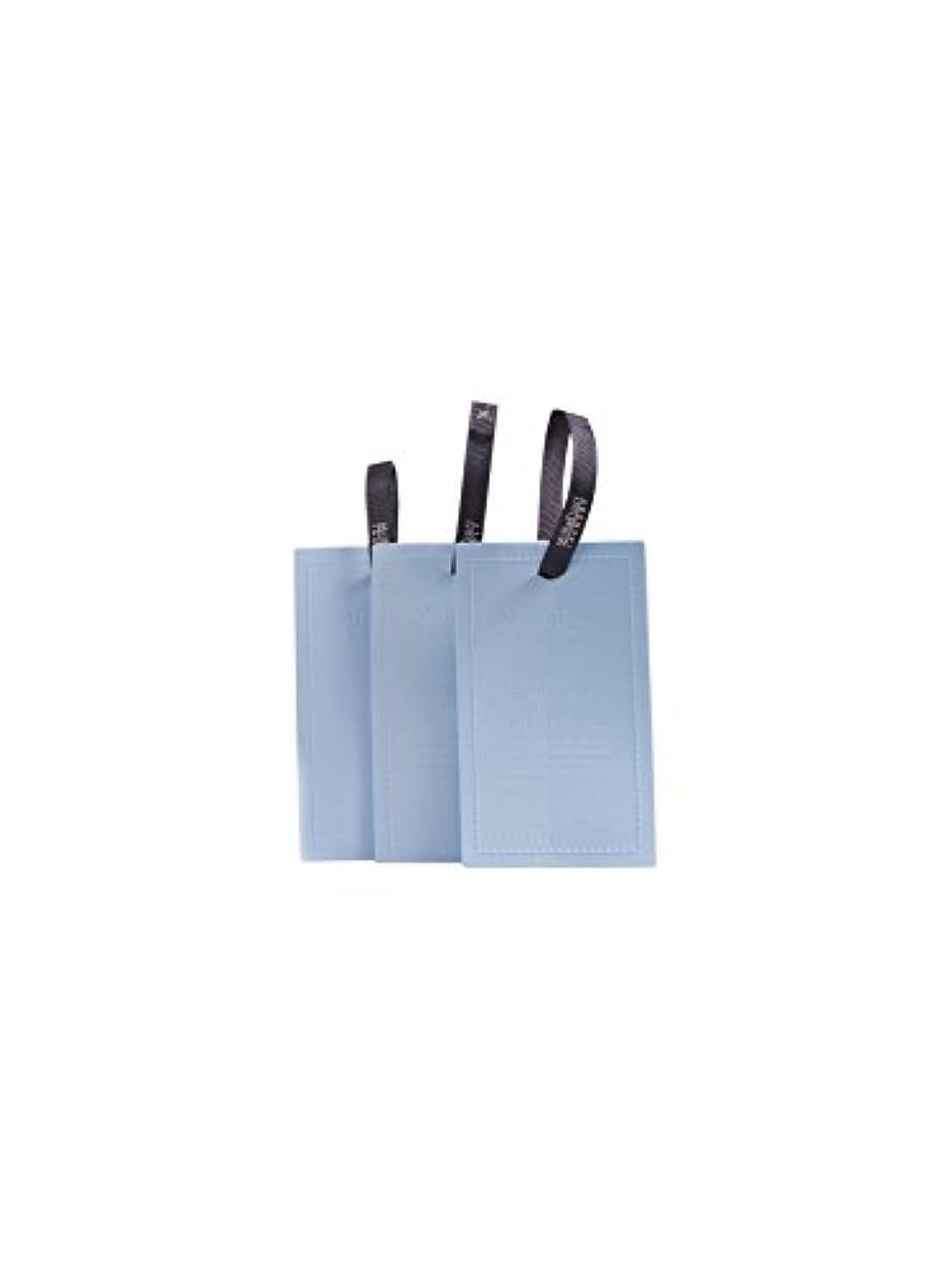植生裁量葉を集めるMillefiori センテッドカード オーシャンウィンド CARD-A-004