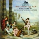 Albinoni;Oboe Concerti