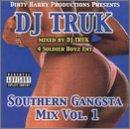 Southern Gangsta Mix 1