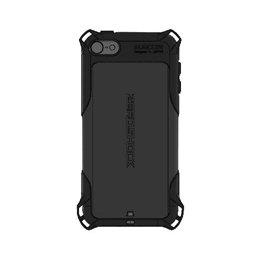 エレコム iPod touch 2015 衝撃吸収ケース ゼロショック 四角ダンパーが衝撃を吸収 ストラップホール付 ブラック AVA-T15ZEROBK