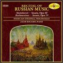 Russian Cello Music