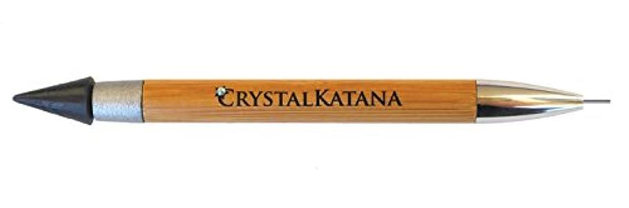 政治気取らない判決【並行輸入品】Crystal Katana Tool by Crystal Ninja Rhinestone Applicator
