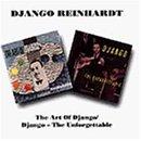 The Art Of Django / Django - The Unforgettable 画像
