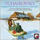 Symphony 4 F Minor Op 36 / Mrche Slave Op 31