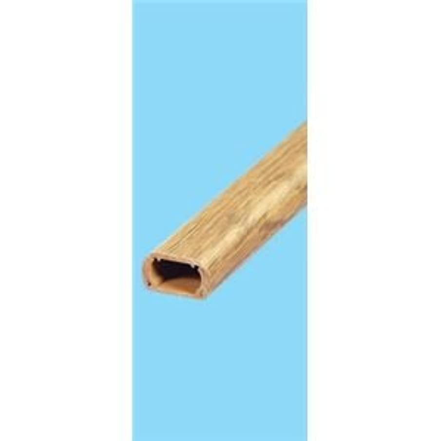 横たわるキャラクター勇気のある(業務用セット) ELPA 木目モール ダーク 1号 1m テープ付 1ゴウ ダーク 【×30セット】