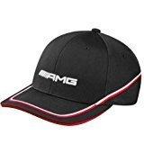 黒と赤のAMGキャップメルセデスクラスA C E S SLK CLK SL CL ML G Black and red AMG cap Mercedes Class A C E S SLK CLK SL CL ML G - 8,136 円