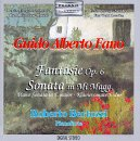 Fantasie Op 6 / Sonata