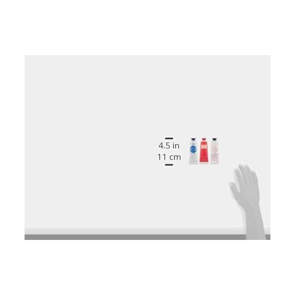 ロクシタン フラワーハンドクリームトリオ(シア...の紹介画像5