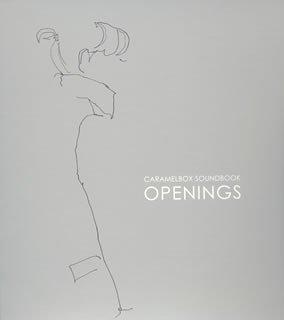 CARAMELBOX SOUNDBOOK - OPENINGS