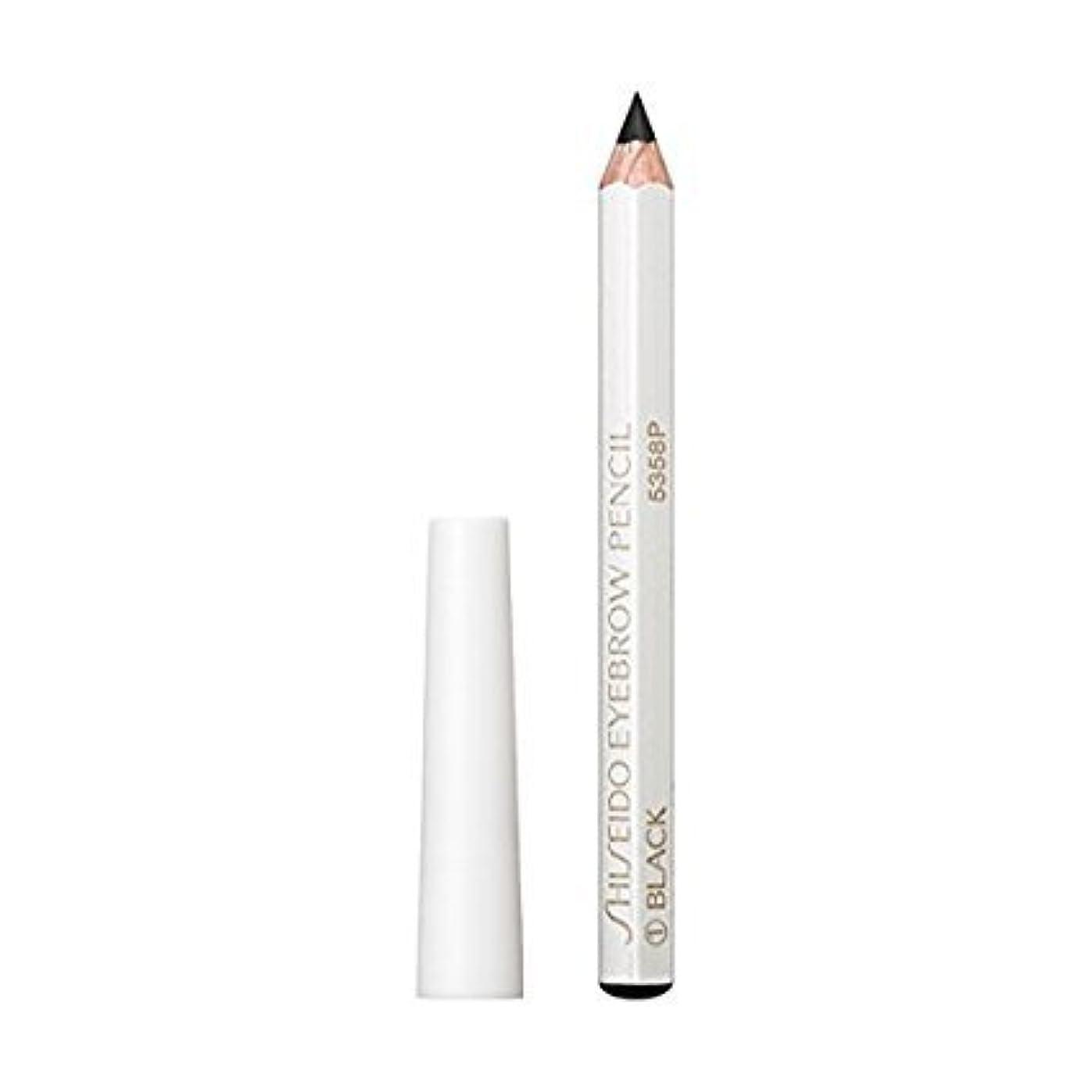 ヒギンズオーバードロー気体の資生堂 眉墨鉛筆 No.1  3本