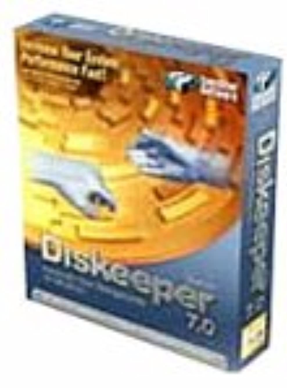 招待ソケットコンパクトDiskeeper 7.0 for Windows(英語版) Server