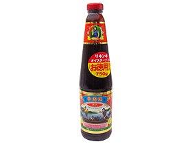 李錦記 オイスターソース / 750g TOMIZ(富澤商店) 中華とアジア食材 調味料(中華)