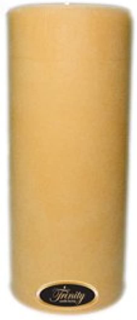 慣らす夫腫瘍Trinity Candle工場 – クリスマスCookie – Pillar Candle – 4 x 9