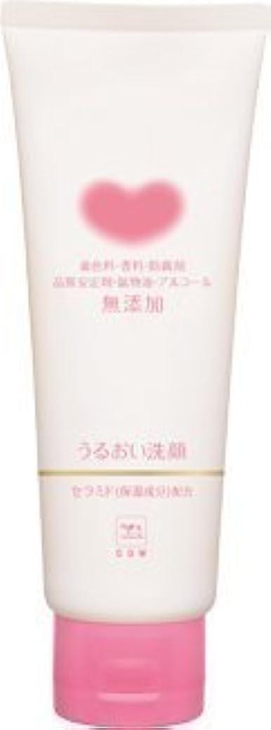 その間主婦接尾辞【まとめ買い】カウブランド無添加 うるおい洗顔 110g ×2セット