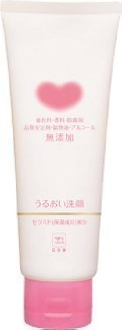 激しい九電気陽性【まとめ買い】カウブランド無添加 うるおい洗顔 110g ×2セット