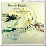 Frankel: Symphonies 2 & 3