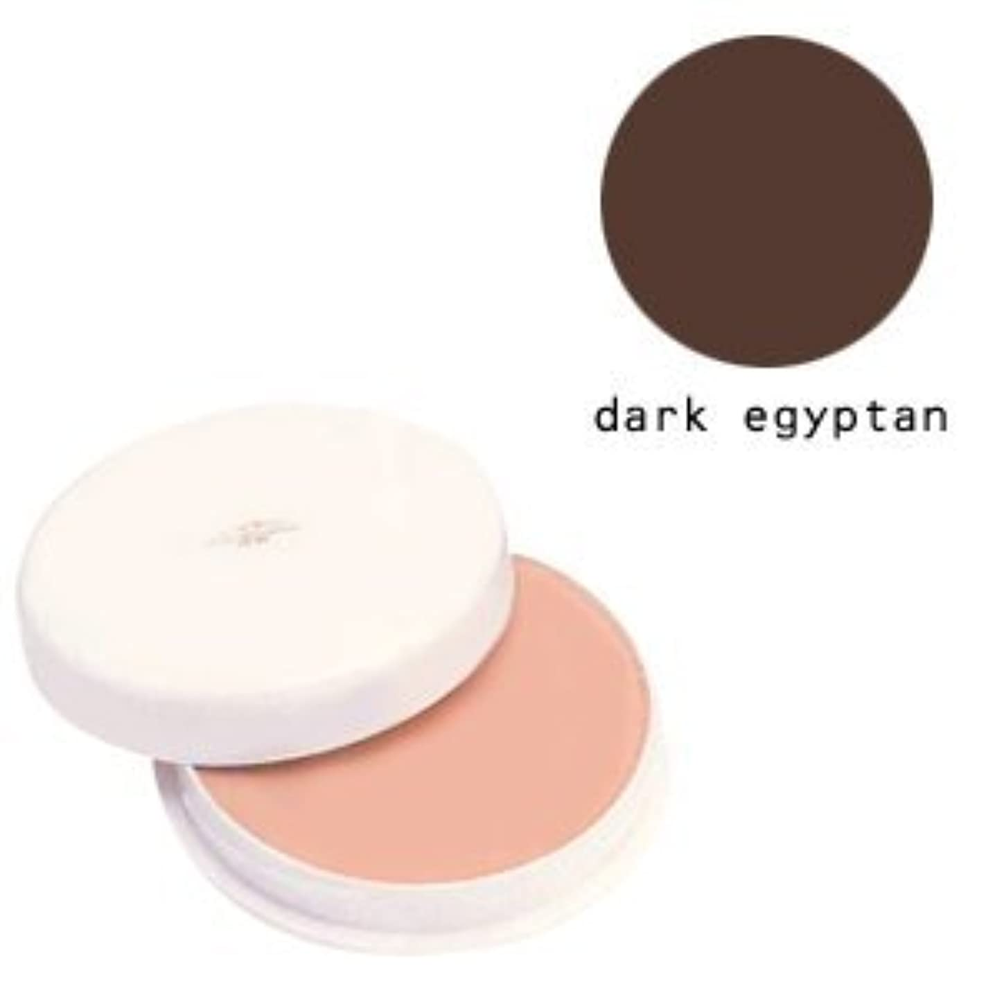 受ける聴覚支配的三善 フェースケーキ ダークエジプタン