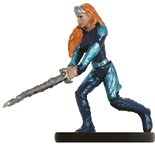 D & D Minis :メス人間Avenger # 4–プレイヤーのハンドブックHeroesシリーズ2