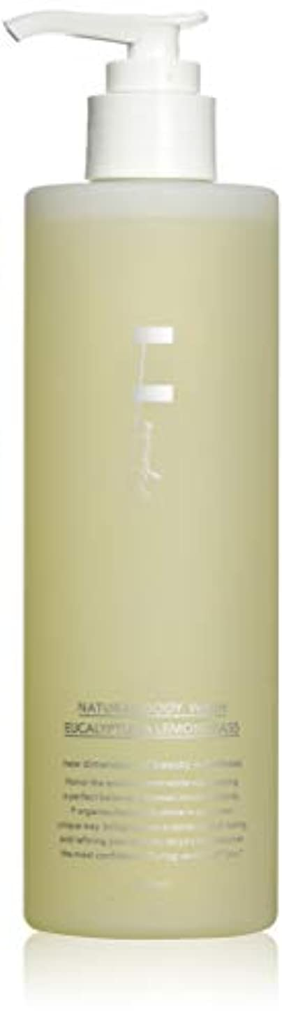 F organics(エッフェオーガニック) ナチュラルボディウォッシュ ユーカリ&レモングラス 300ml