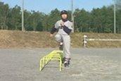 中学校 軟式野球 ・ 上達のための必須トレーニング集 ~ 身近な道具 、 わずかな時間で効果を高める !~ [ 野球 DVD番号 409d ]