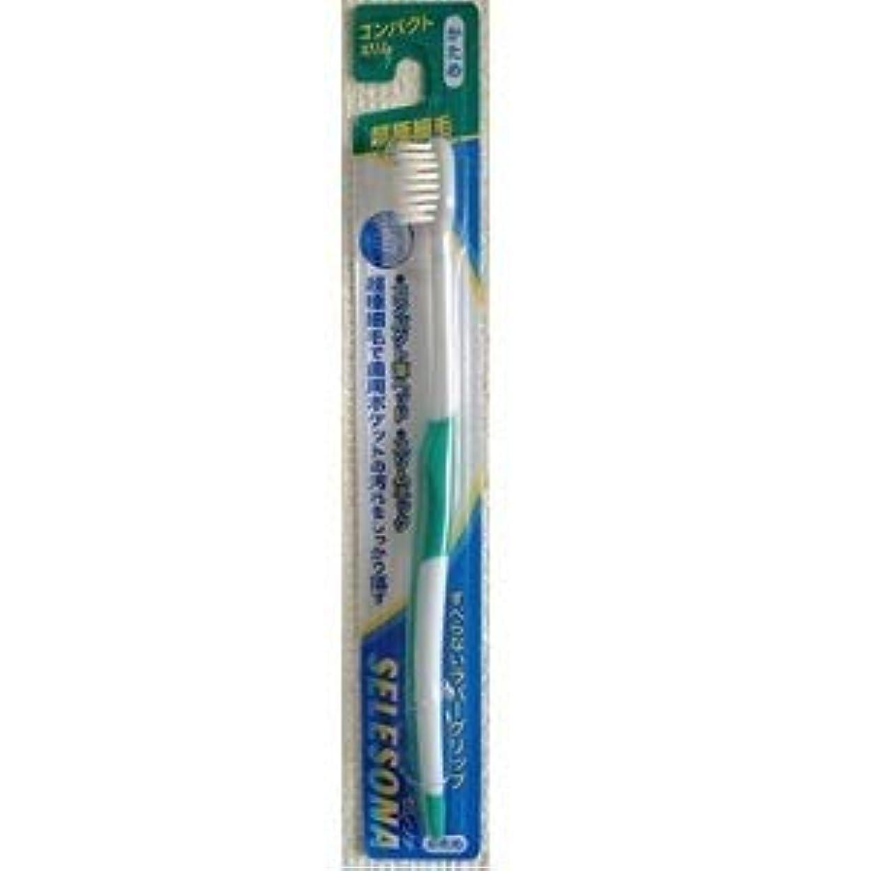 前提条件単に共役本草製薬 セレソナ 歯ブラシ 超極細 かため (1本入)