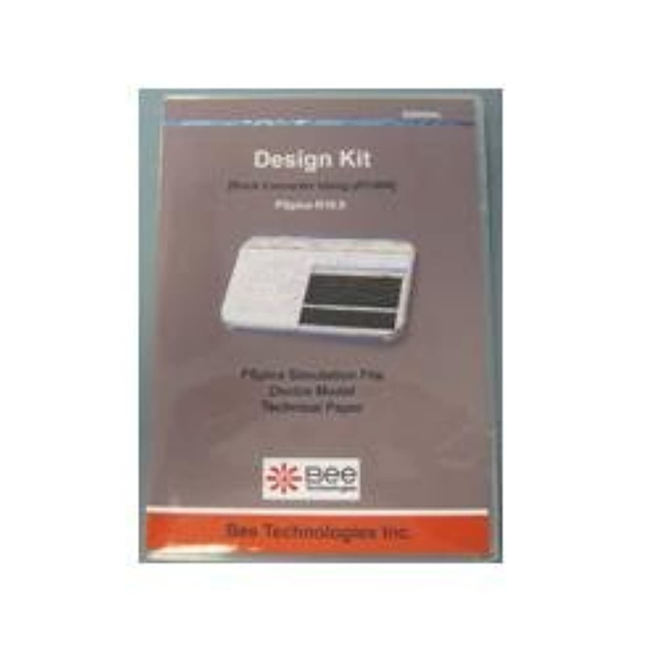 のみ対応ラリーベルモントBee Technologies SPICE デザインキット マイクロコントローラ 【Design Kit 007】