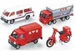 トミカギフトセット 郵便車コレクション