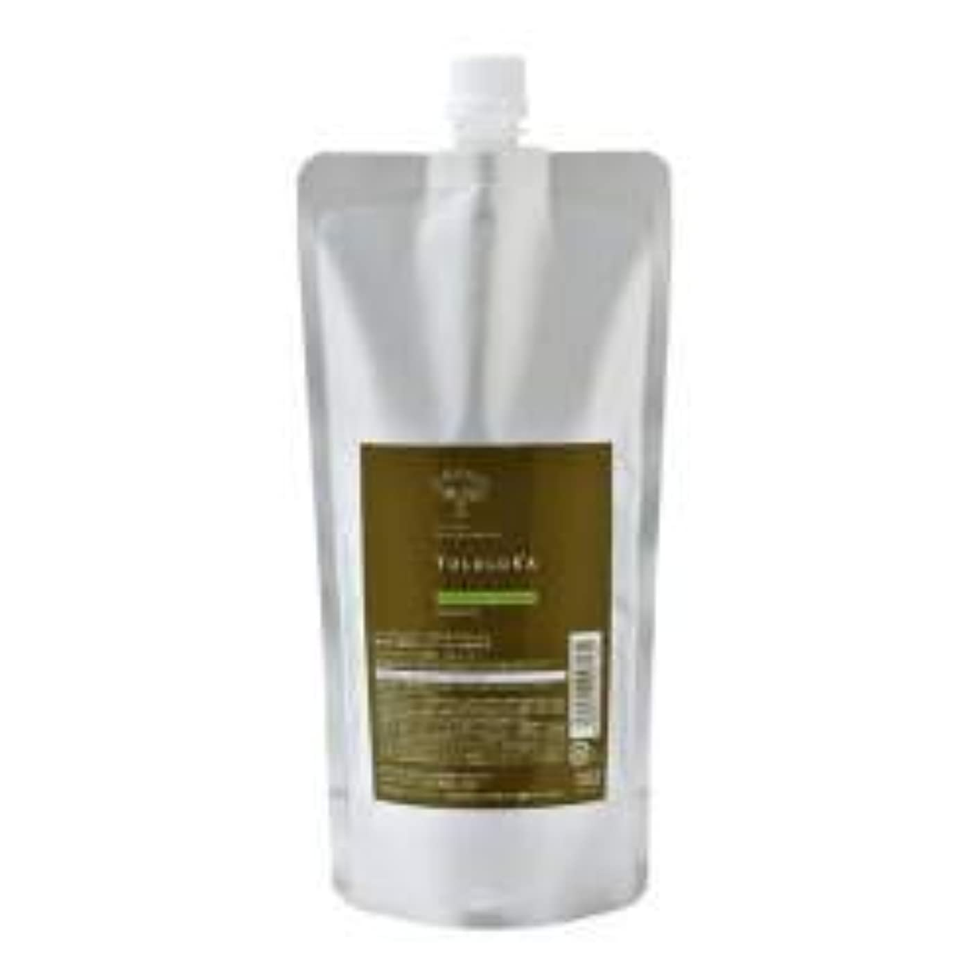 食物中毒艶ユルルカ ハーバルバンブー スキャルプウォッシュ詰替用(医薬部外品)(500mL)
