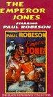 The Emperor Jones [VHS] [Import]