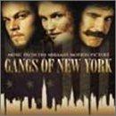 ギャング・オブ・ニューヨーク サウンドトラック