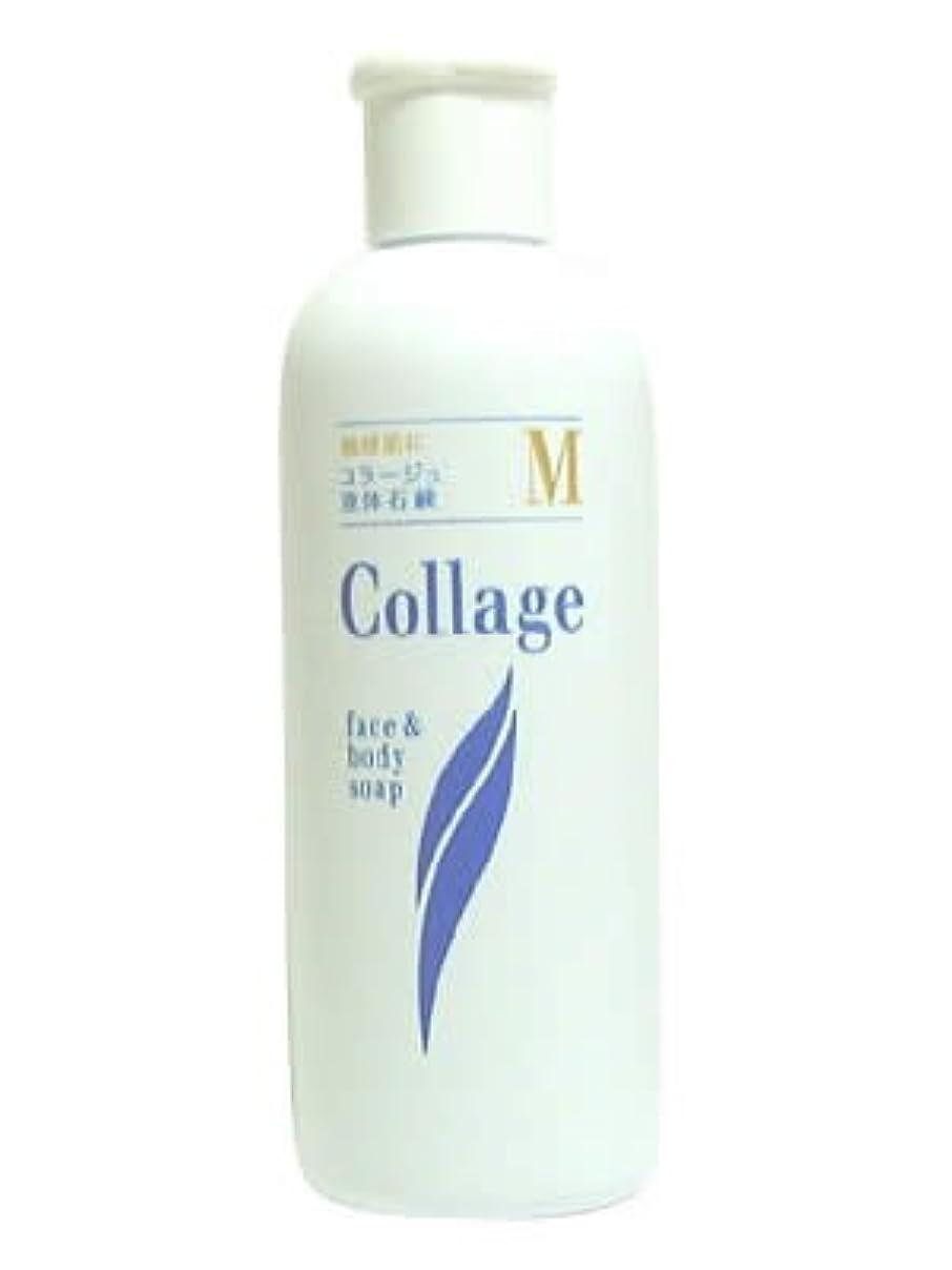 ゆるいつぶす複製するコラージュ M液体石鹸 200mL